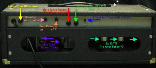 Boutique clone Amplifier_2